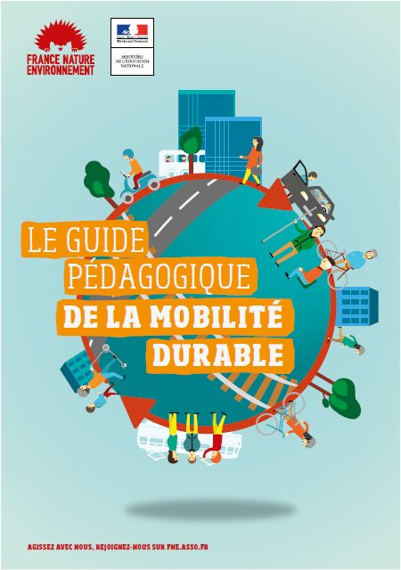 FNE guide mobilite durable